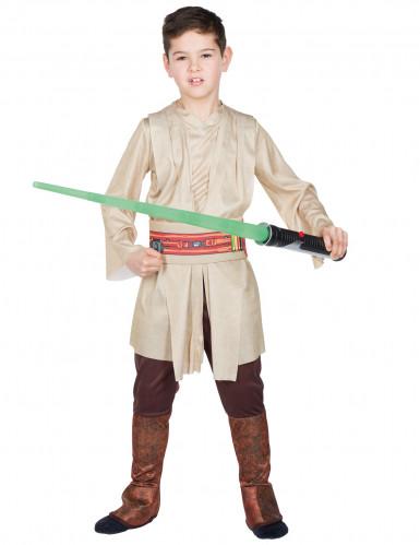Déguisement luxe Jedi Star Wars™ enfant