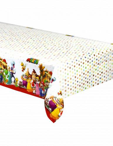Nappe plastique Super Mario™ 120 x 180 cm