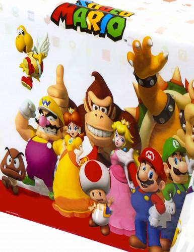 Nappe plastique Super Mario™ 120 x 180 cm-1