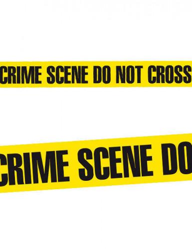 Décoration Halloween ruban pour lieux de crime