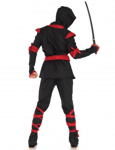 Déguisement ninja assassin homme-1