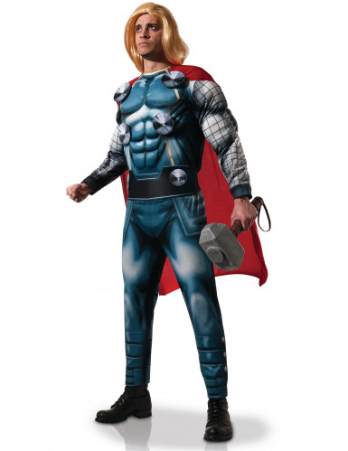 Déguisement Thor™ Univers Avengers luxe adulte