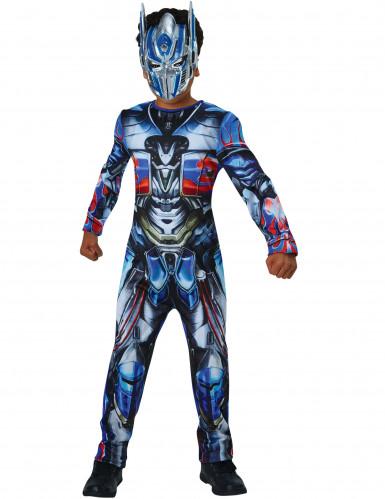 Déguisement classique Optimus Prime Transformers 5™ enfant