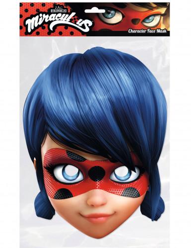 Masque carton Lady Bug™ Miraculous™
