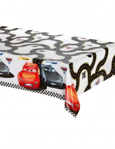 Nappe cirtuit automobile Cars 3™ 120 x 180 cm