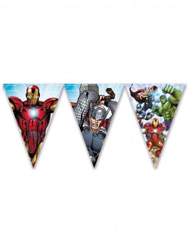 Guirlande fanions Avengers Mighty ™