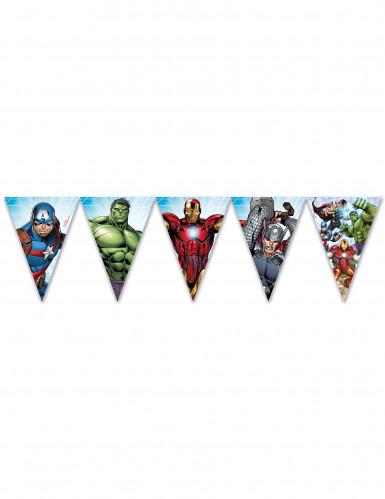 Guirlande fanions Avengers Mighty ™-1