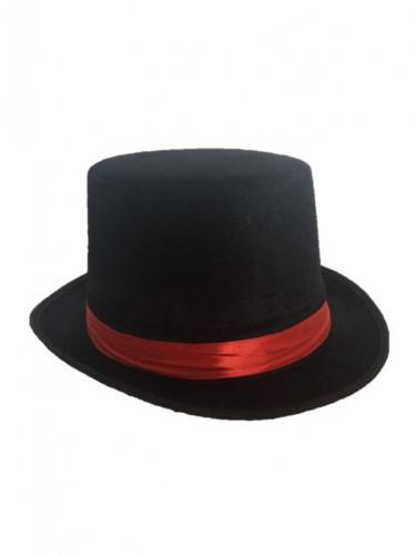 Chapeau haut de forme comte vampire adulte Halloween