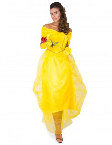 Déguisement La Belle princesse femme-1