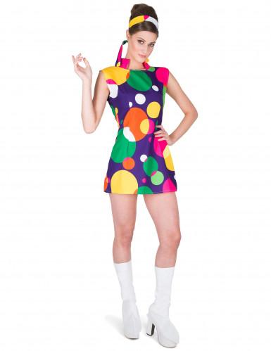 Déguisement disco pop femme