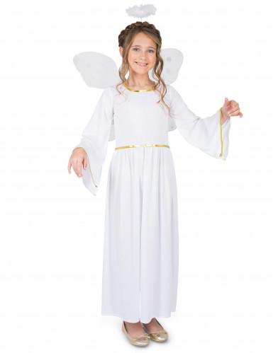 Déguisement Ange du ciel fille