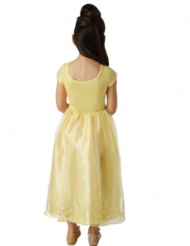 Déguisement luxe Belle™ movie fille-2