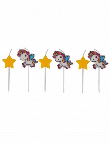 6 Bougies Licorne