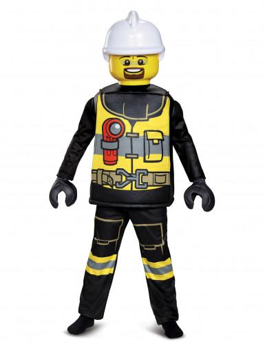 Déguisement luxe pompier LEGO™ enfants