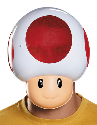Masque Toad Nintendo® Adulte