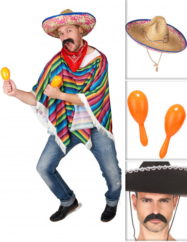 Kit Mexicain adulte