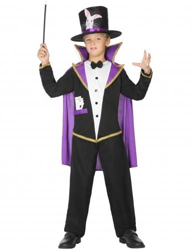Déguisement maître magicien enfant