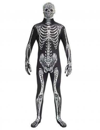 Déguisement squelette lover adulte Morphsuits™ Dia de los muertos
