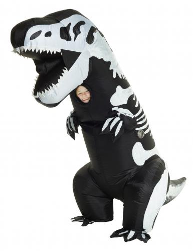 Déguisement gonflable squelette T-rex enfant Morphsuits™