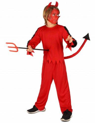Déguisement Diable Garçon Halloween-1