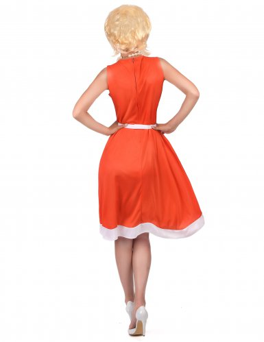 Déguisement Rétro Vintage 50's 60's Femme-2