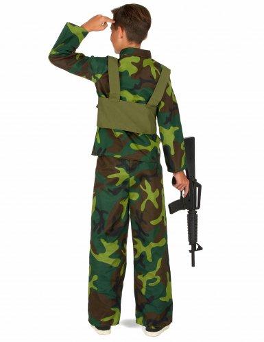 Déguisement de Militaire garçon-2