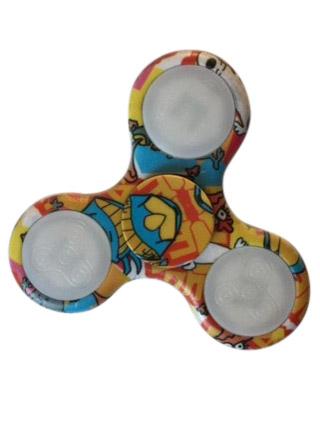 Hand spinner Comics lumineux-1