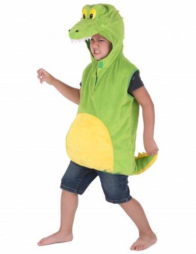 Déguisement crocodile rembourré enfant-1