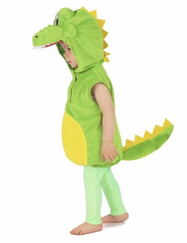 Déguisement crocodile rembourré enfant-3