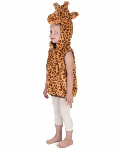 Déguisement girafe sans manches enfant-2