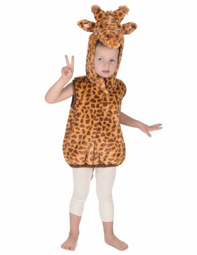 Déguisement girafe sans manches enfant-4