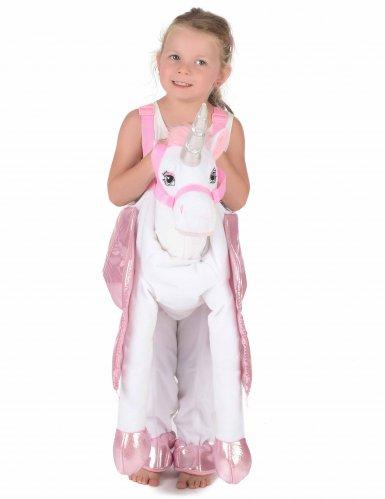 Déguisement à dos de licorne enfant-1