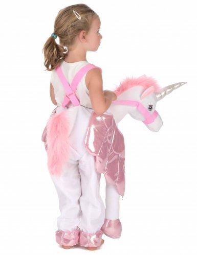 Déguisement à dos de licorne enfant-2