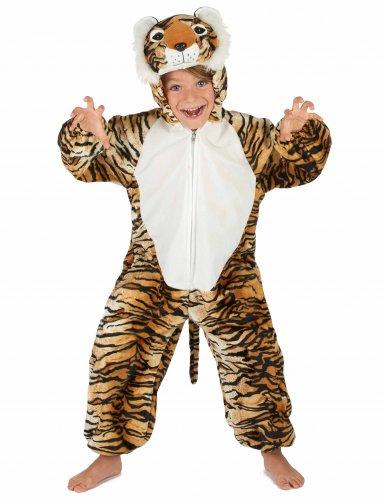 Déguisement tigre réaliste enfant-4