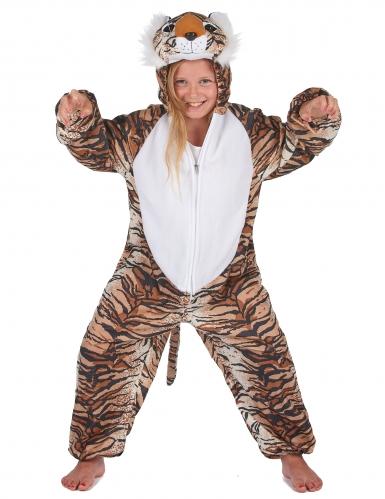 Déguisement tigre réaliste enfant-7