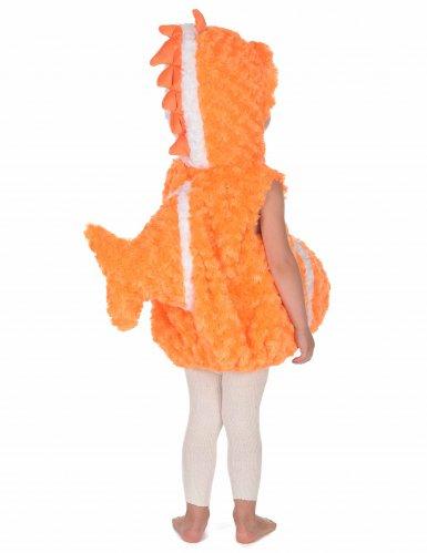 Déguisement poisson orange enfant-3