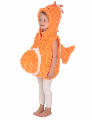 Déguisement poisson orange enfant-4
