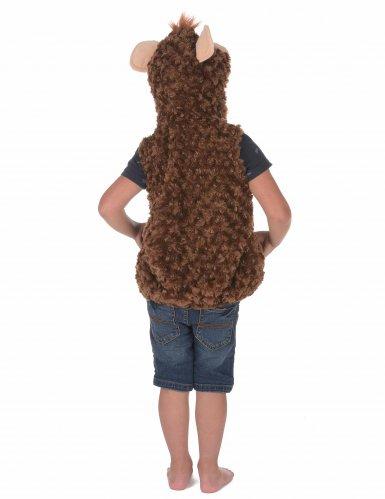 Déguisement singe peluche enfant-3
