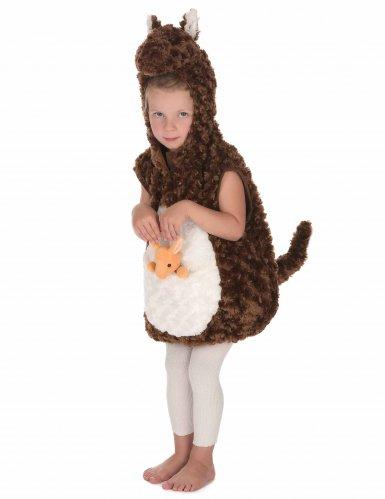 Déguisement kangourou sans manches enfant-2
