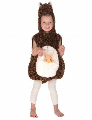 Déguisement kangourou sans manches enfant-4