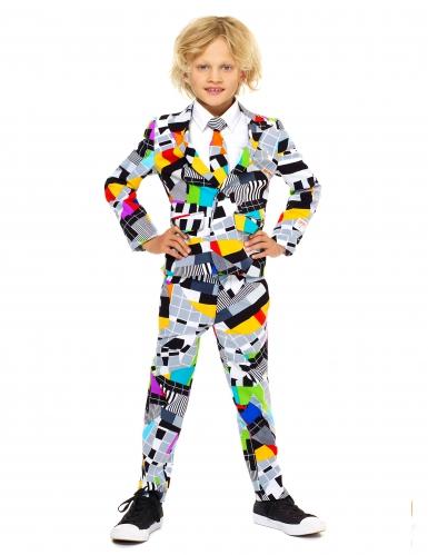 Costume Mr. Technicolor enfant Opposuits™