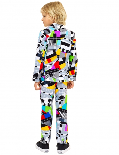 Costume Mr. Technicolor enfant Opposuits™-1