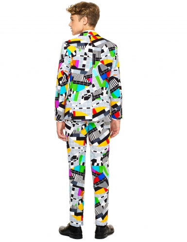 Costume Mr. Technicolor adolescent Opposuits™-1