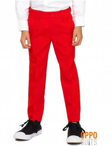 Costume Mr. Rouge endiablé enfant Opposuits™-2