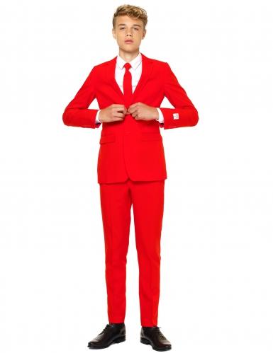 Costume Mr. Rouge endiablé adolescent Opposuits™