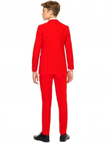 Costume Mr. Rouge endiablé adolescent Opposuits™-1