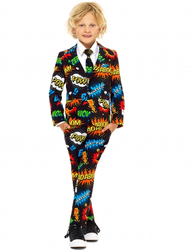 Costume Mr. Comics enfant Opposuits™