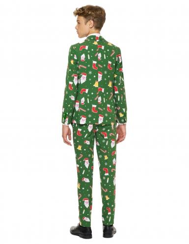 Costume Mr. Santaboss adolescent Opposuits™-1