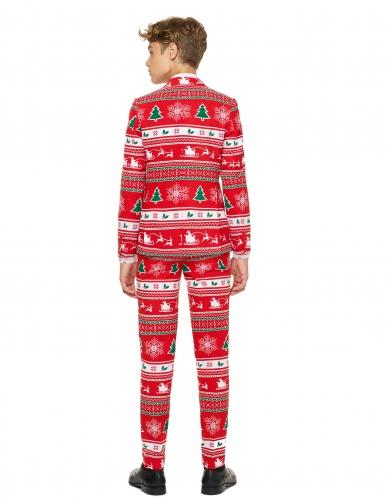 Costume Mr. Winterwonderland adolescent Opposuits™-1