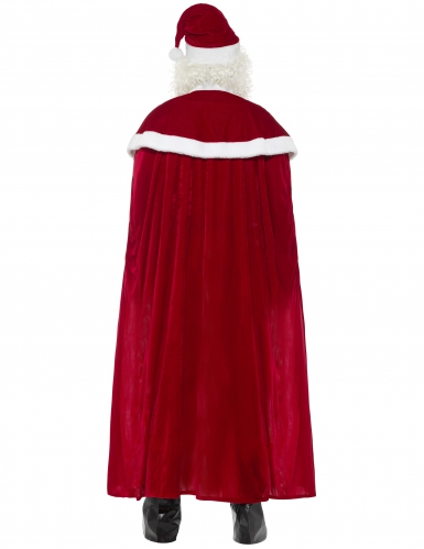 Déguisement Père Noël luxe adulte-2